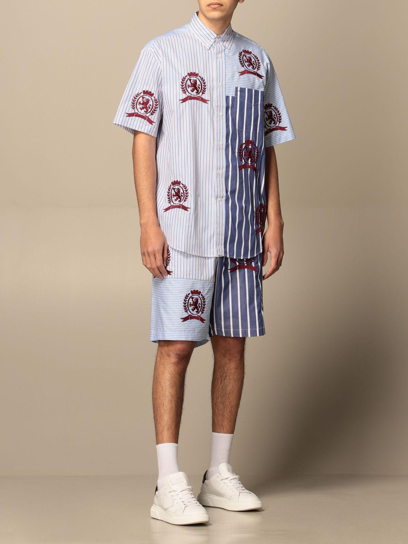 Shirt Hilfiger Collection: Shirt men Hilfiger Collection multicolor 2