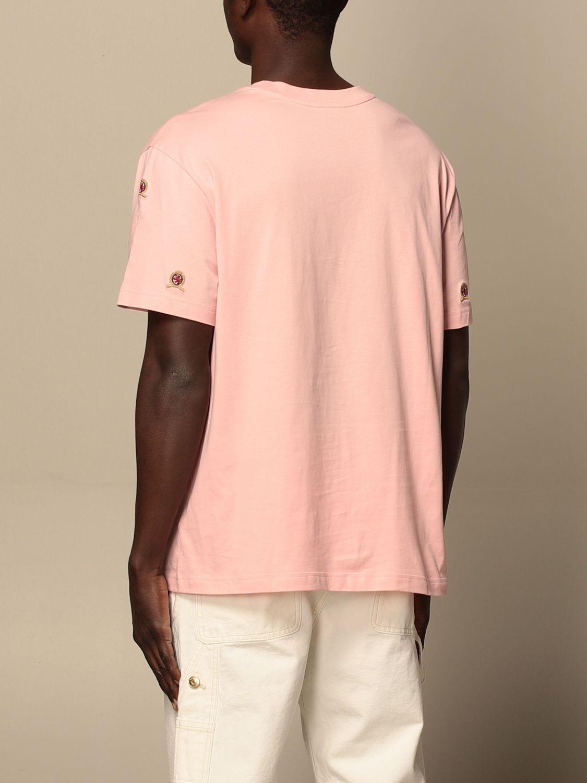 T-Shirt Hilfiger Collection: T-shirt herren Hilfiger Collection pink 3