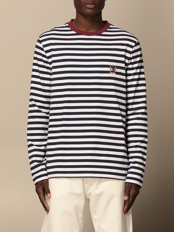 T-shirt Hilfiger Collection: Hilfiger Collection striped T-shirt blue 1