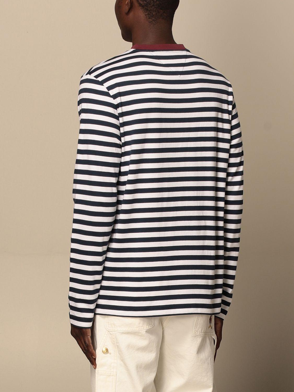 T-shirt Hilfiger Collection: Hilfiger Collection striped T-shirt blue 3