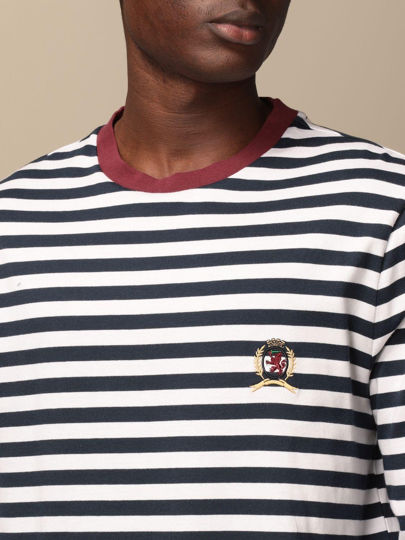 T-shirt Hilfiger Collection: Hilfiger Collection striped T-shirt blue 4