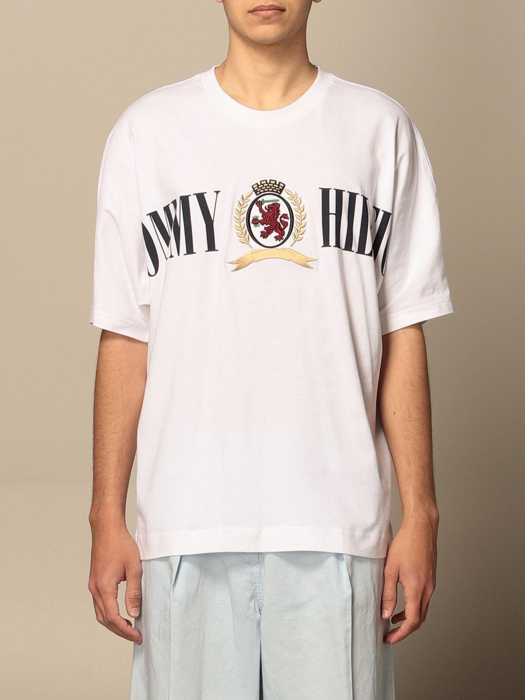 T-Shirt Hilfiger Collection: T-shirt herren Hilfiger Collection weiß 1