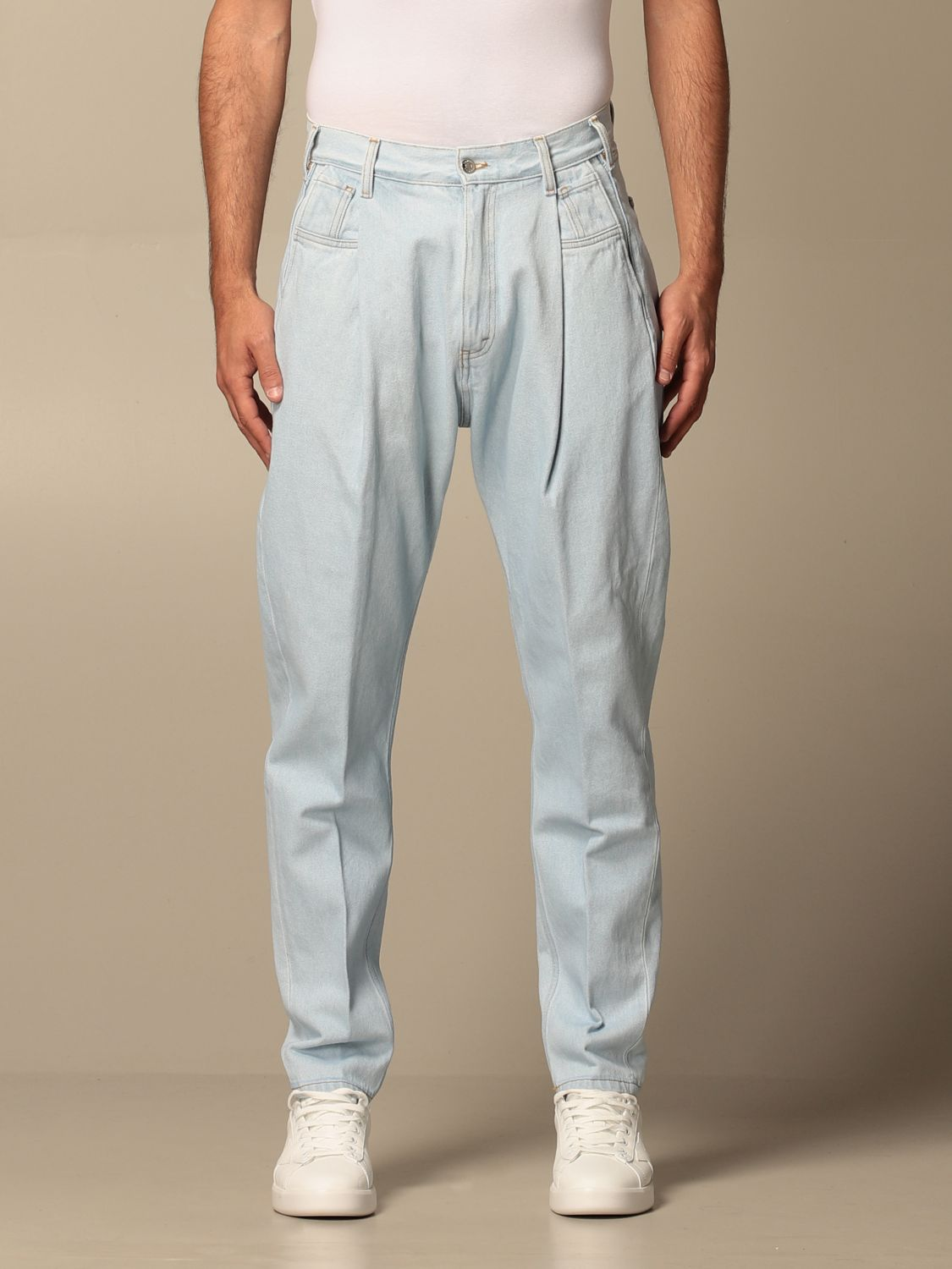 Jeans Hilfiger Collection: Jeans herren Hilfiger Collection stone washed 1