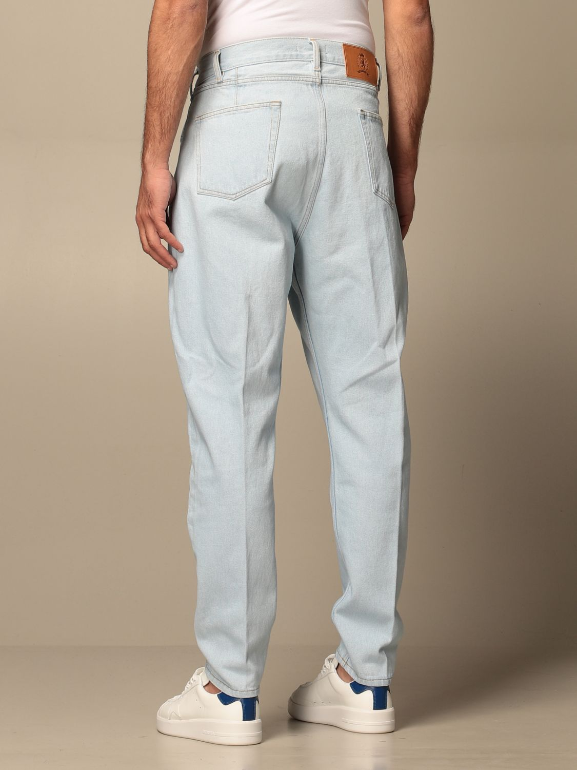 Jeans Hilfiger Collection: Jeans herren Hilfiger Collection stone washed 3