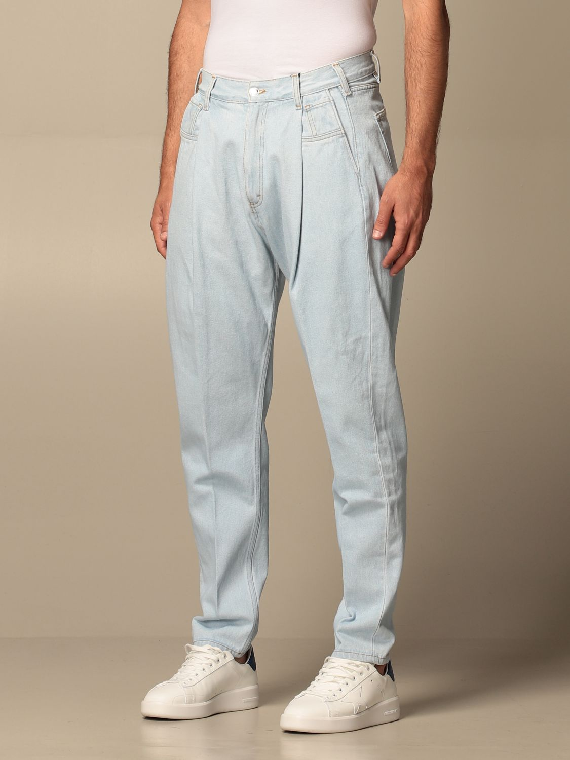 Jeans Hilfiger Collection: Jeans herren Hilfiger Collection stone washed 4