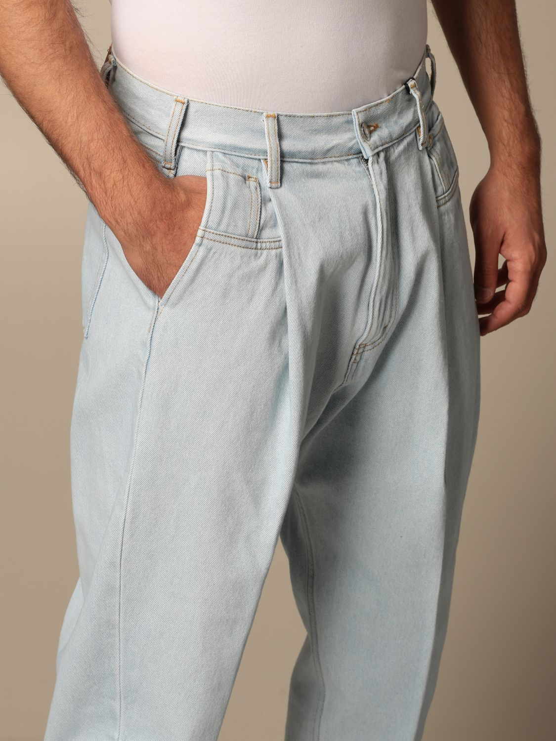 Jeans Hilfiger Collection: Jeans herren Hilfiger Collection stone washed 5