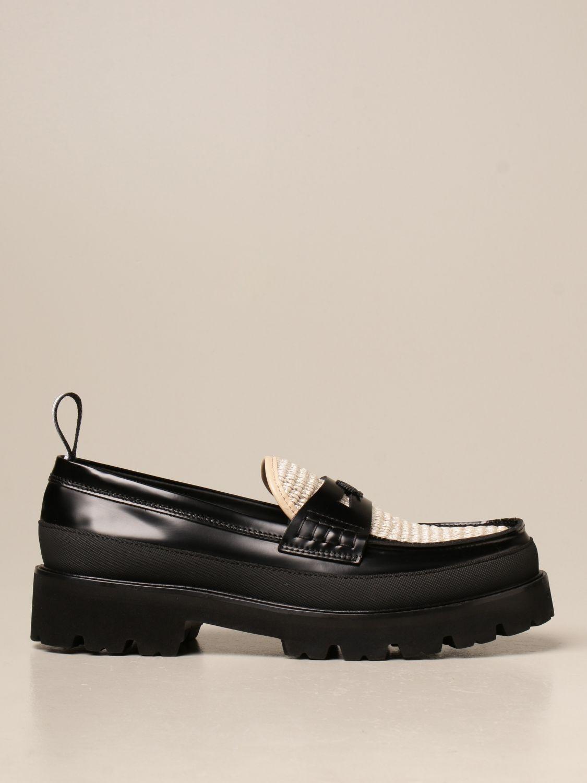 Loafers Hilfiger Collection: Shoes men Hilfiger Collection black 1