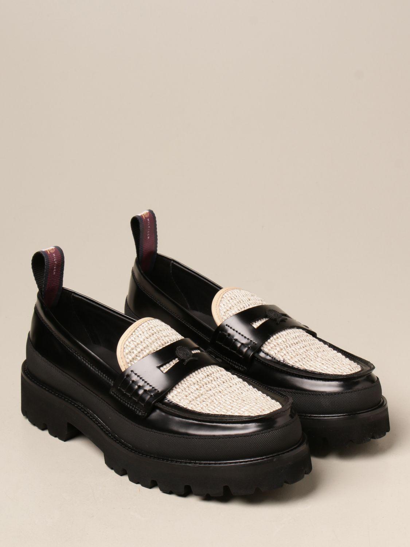 Loafers Hilfiger Collection: Shoes men Hilfiger Collection black 2