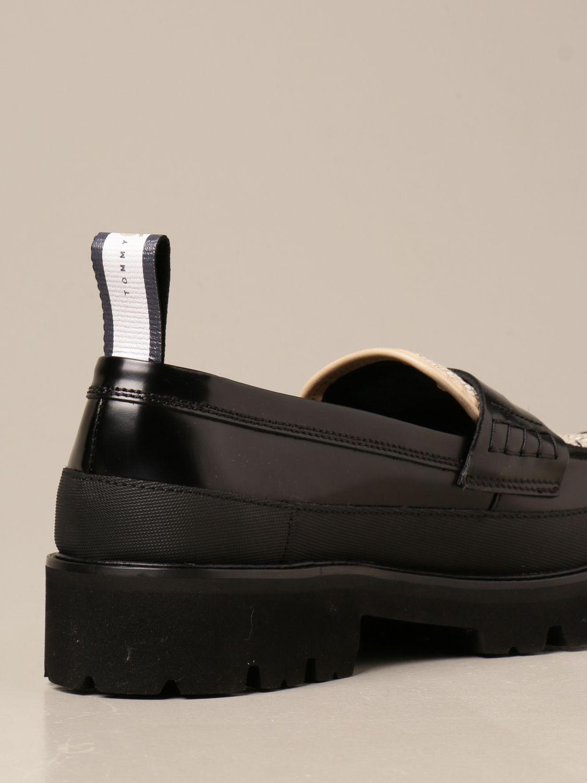 Loafers Hilfiger Collection: Shoes men Hilfiger Collection black 3
