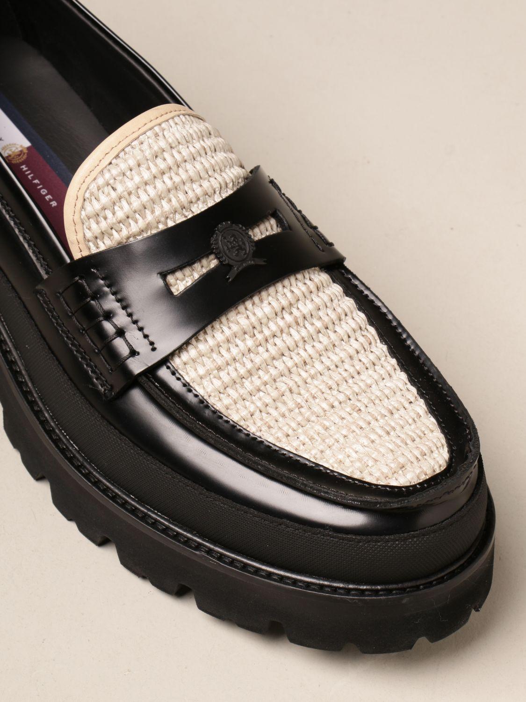 Loafers Hilfiger Collection: Shoes men Hilfiger Collection black 4