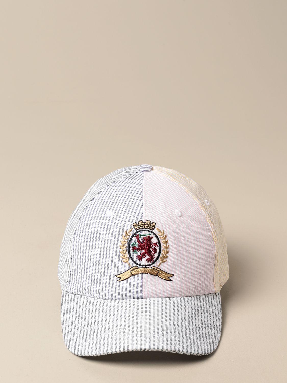 Hat Hilfiger Collection: Hat men Hilfiger Collection white 2