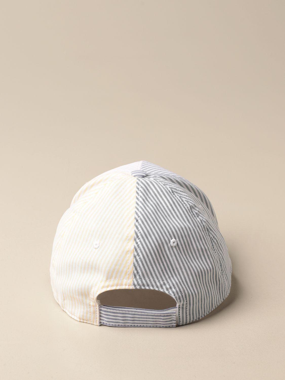 Hat Hilfiger Collection: Hat men Hilfiger Collection white 3