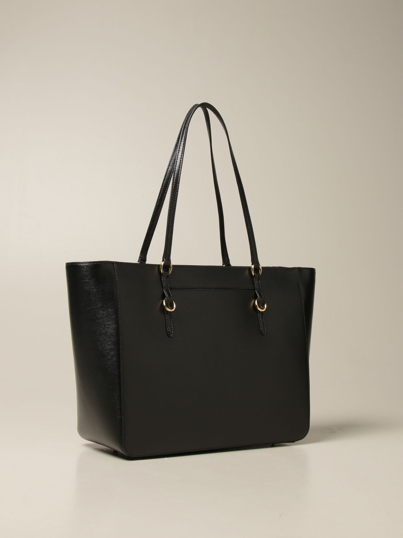 Shoulder bag Lauren Ralph Lauren: Lauren Ralph Lauren large shopping bag black 2