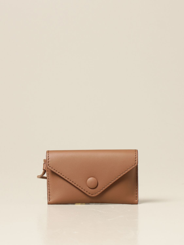Кошелек Max Mara: Наплечная сумка Женское Max Mara кожаный 1