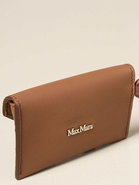 Кошелек Max Mara: Наплечная сумка Женское Max Mara кожаный 4