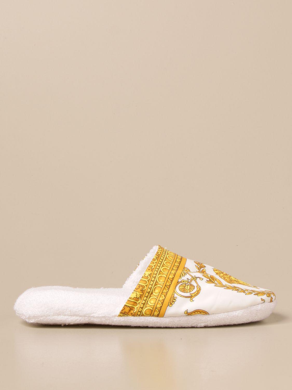Accessoires Maison Versace Home: Chaussures femme Versace Home blanc 1