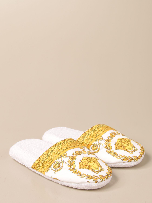 Accessoires Maison Versace Home: Chaussures femme Versace Home blanc 2