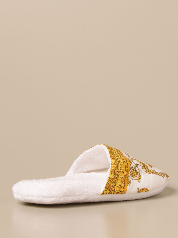 Accessoires Maison Versace Home: Chaussures femme Versace Home blanc 3