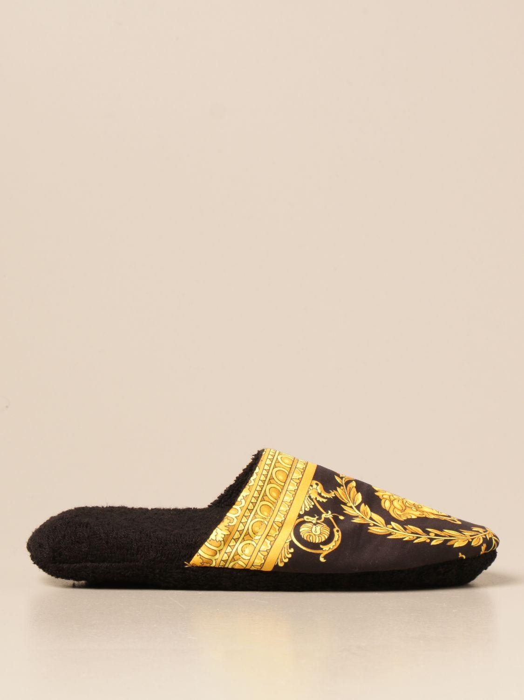 Accessoires Maison Versace Home: Chaussures femme Versace Home noir 1