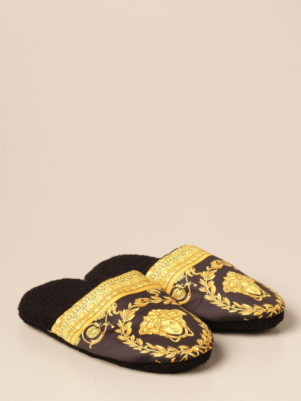 Accessoires Maison Versace Home: Chaussures femme Versace Home noir 2