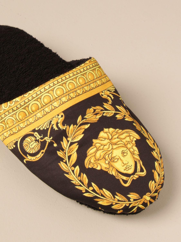 Accessoires Maison Versace Home: Chaussures femme Versace Home noir 4