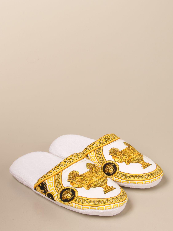 Accessoires Maison Versace Home: Chaussures femme Versace Home or 2
