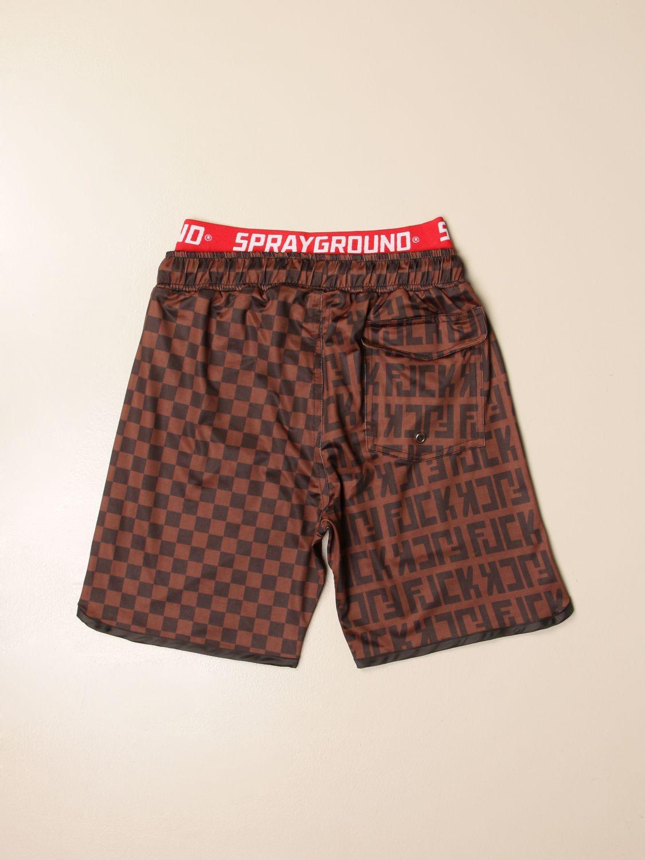Swimsuit Sprayground: Swimsuit kids Sprayground brown 2