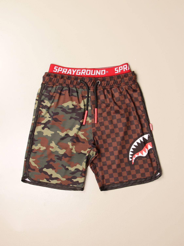 Swimsuit Sprayground: Swimsuit kids Sprayground military 1