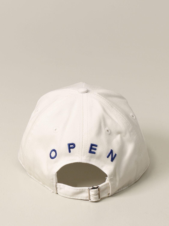 Cappello Autry: Cappello da baseball Autry con logo bianco 3