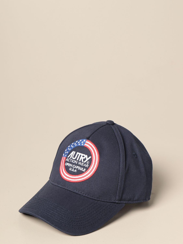 Chapeau Autry: Chapeau homme Autry noir 1