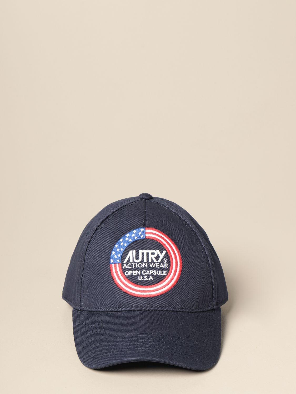 Chapeau Autry: Chapeau homme Autry noir 2