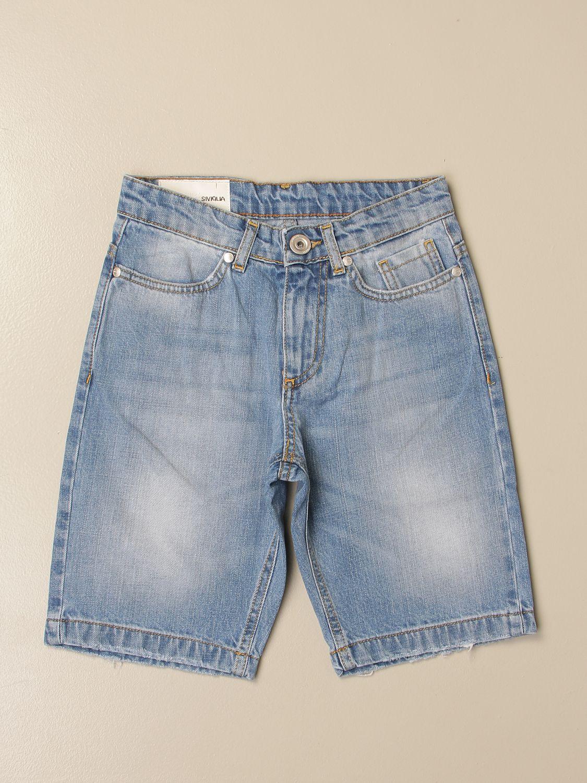 短裤 Siviglia: 牛仔裤 儿童 Siviglia 牛仔布 1