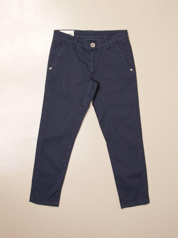 Pantalón Siviglia: Pantalón niños Siviglia azul marino 1