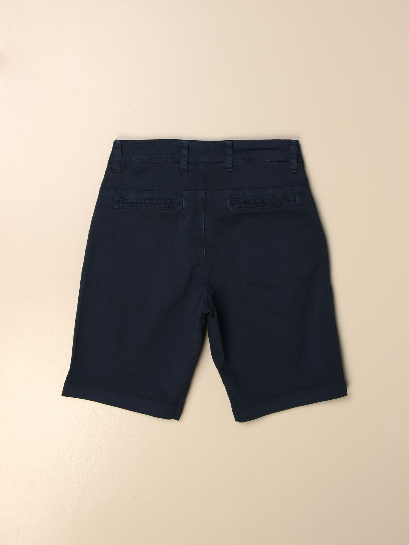 Pantalón corto Siviglia: Pantalón corto niños Siviglia azul marino 2