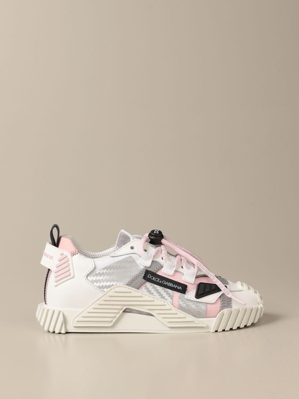 Zapatos Dolce & Gabbana: Zapatos niños Dolce & Gabbana blanco 1 1