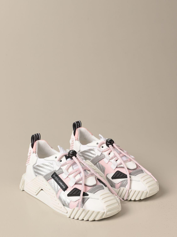 Zapatos Dolce & Gabbana: Zapatos niños Dolce & Gabbana blanco 1 2