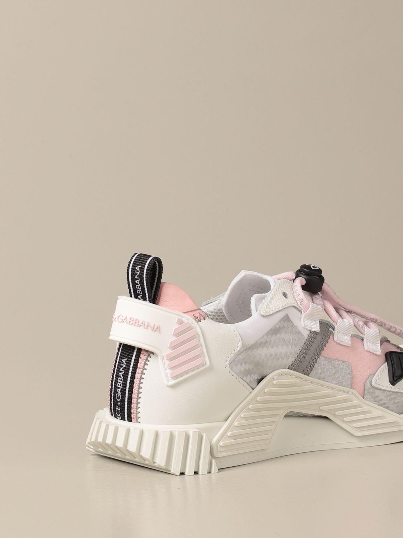 Zapatos Dolce & Gabbana: Zapatos niños Dolce & Gabbana blanco 1 3