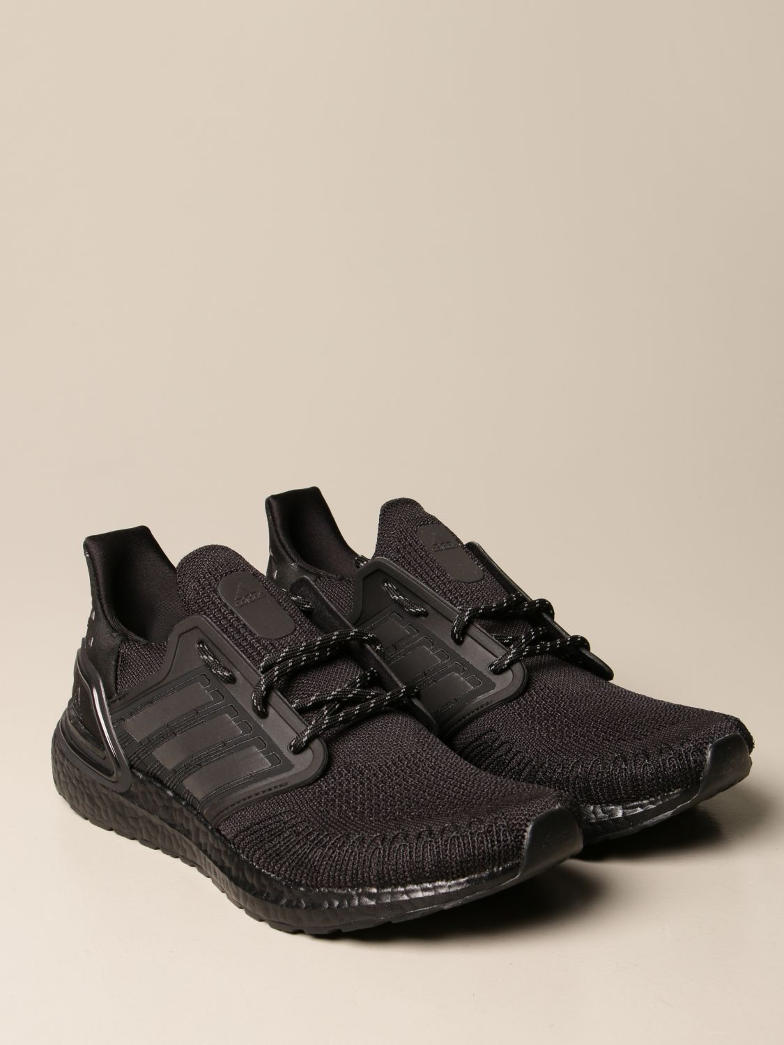 Trainers Adidas Originals: Adidas Originals sneakers in printed technical fabric and rubber black 2