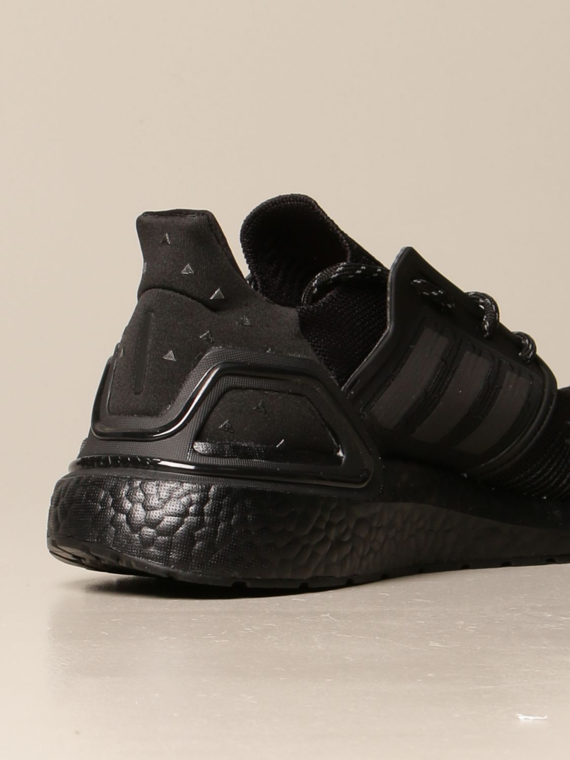 Trainers Adidas Originals: Adidas Originals sneakers in printed technical fabric and rubber black 3