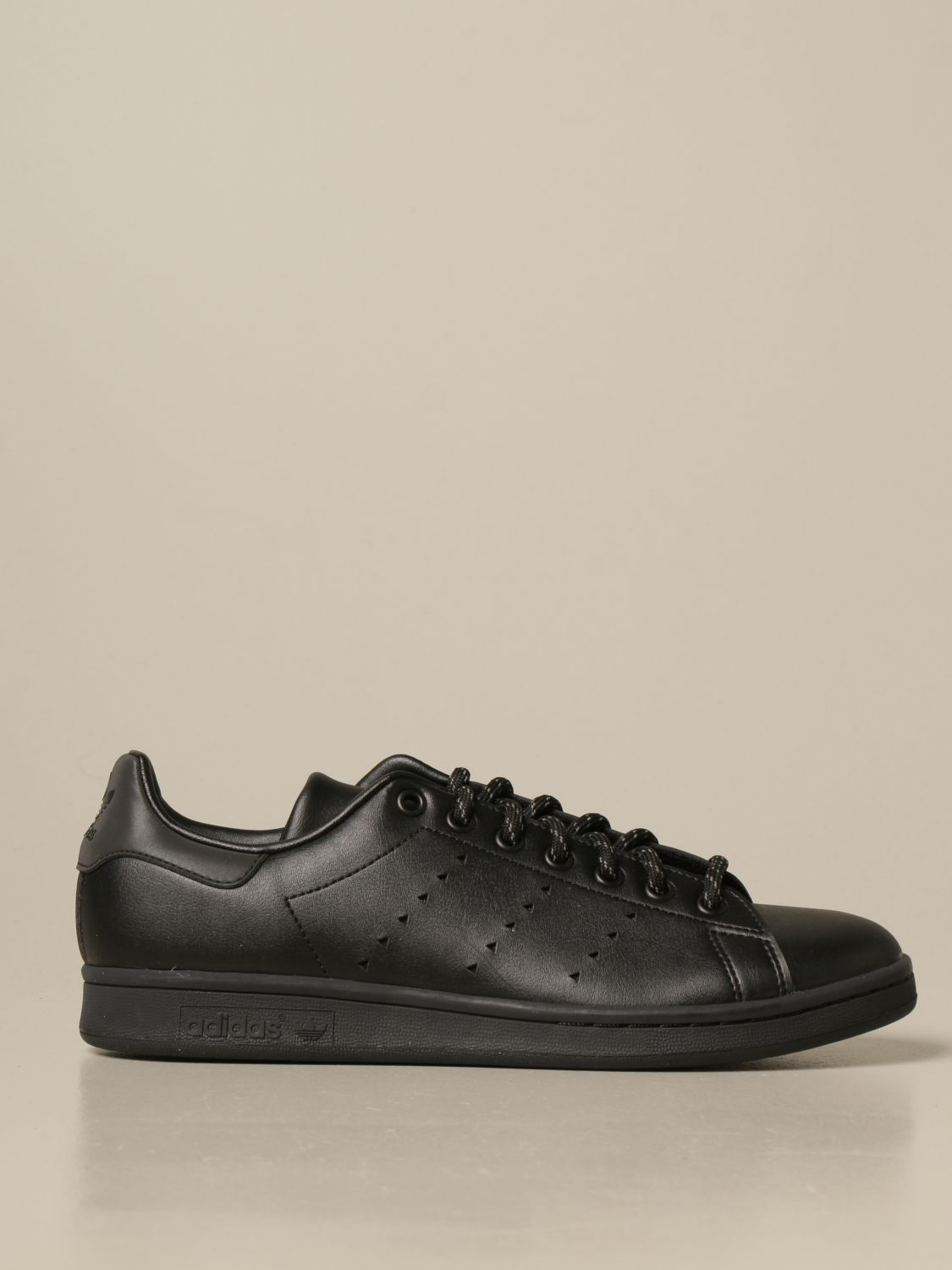 Trainers Adidas Originals: Stan smith Adidas Originals sneakers in synthetic leather black 1