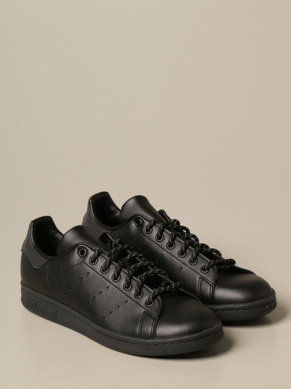 Trainers Adidas Originals: Stan smith Adidas Originals sneakers in synthetic leather black 2