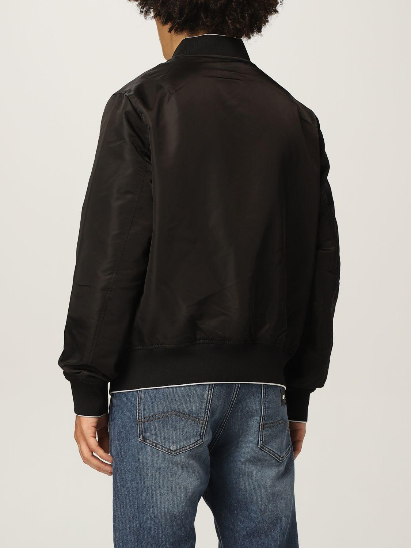 Jacket Armani Exchange: Jacket men Armani Exchange black 2