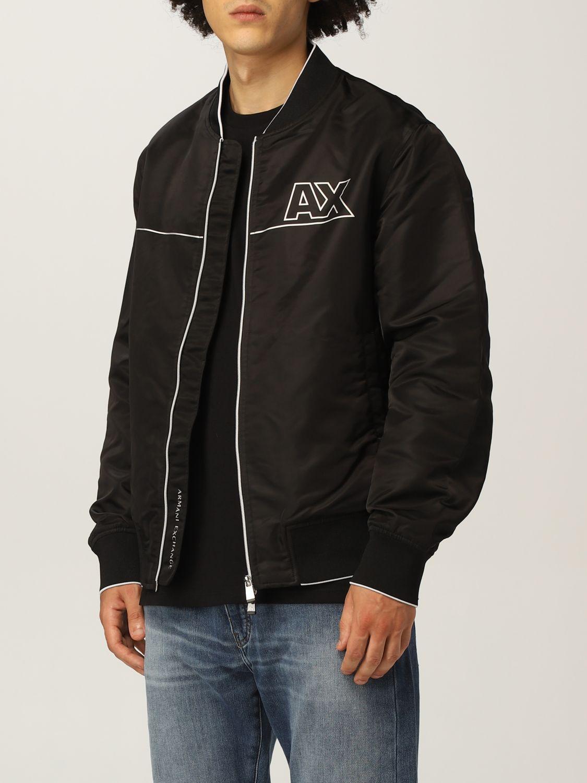 Jacket Armani Exchange: Jacket men Armani Exchange black 3