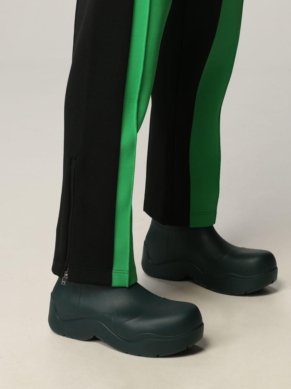 Pantalone Bottega Veneta: Pantalone Bottega Veneta in tessuto tecnico doppio nero 5