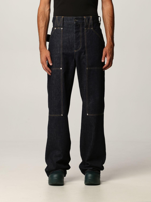 Jeans Bottega Veneta: Jeans Bottega Veneta in denim denim 1