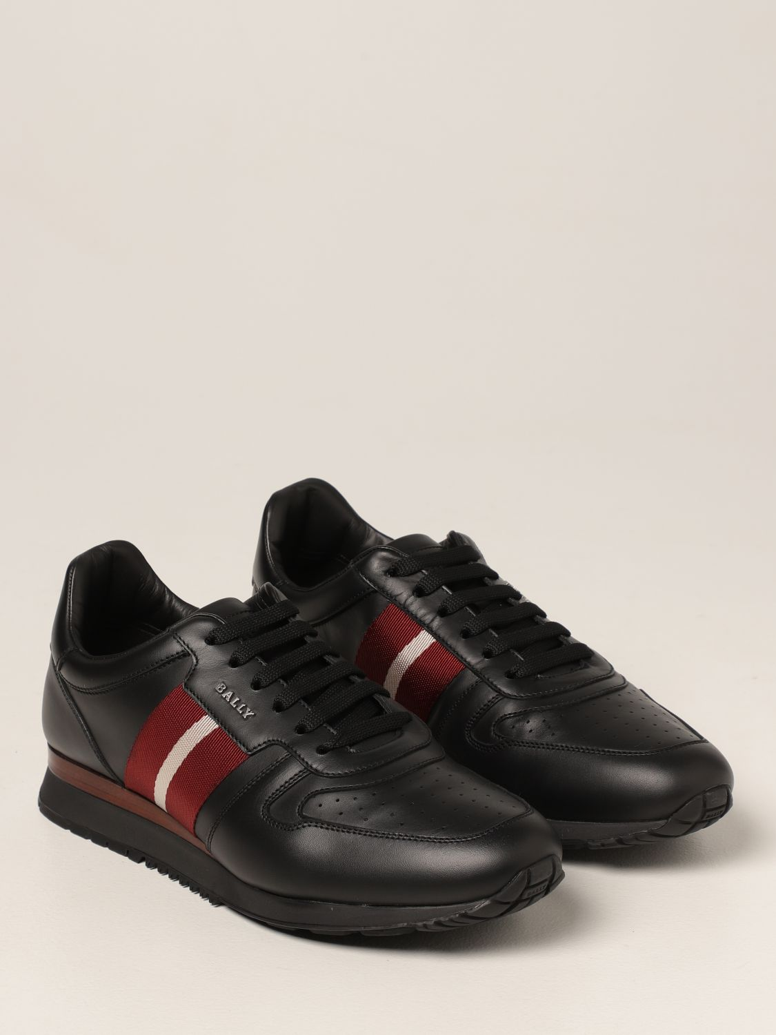 Sneakers Bally: Astel-fo Bally sneakers in leather black 2