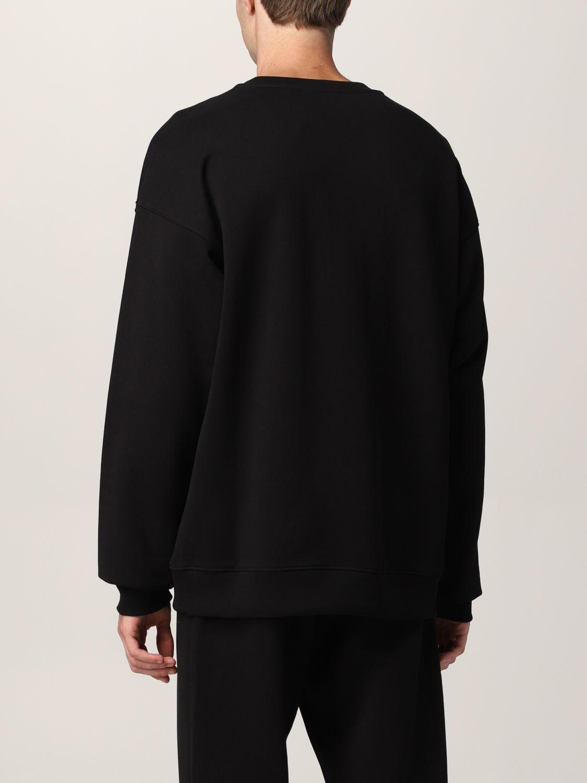 Sudadera Moschino Couture: Sudadera hombre Moschino Couture negro 1 3