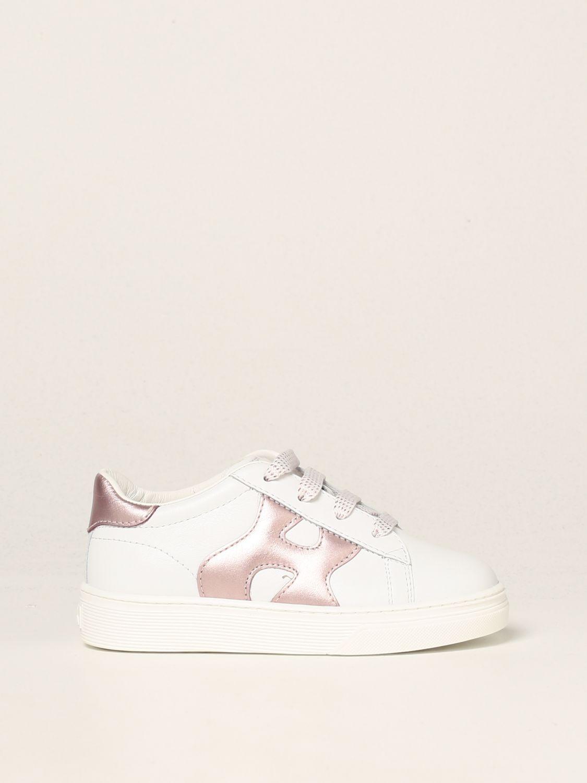 Обувь Hogan Baby: Обувь Детское Hogan Baby белый 1