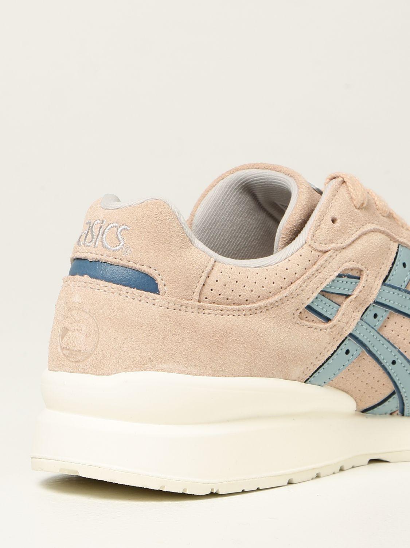 Sneakers Asics: Gt III Asics sneakers in suede pink 3