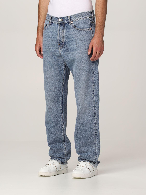 Jeans Valentino: Valentino 5-pocket denim jeans denim 4